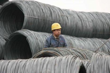 Study: Steel dumping puts half a million jobs at risk - nwitimes.com | FRANCE-METALLURGIE | Scoop.it