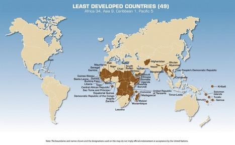 Werk is sleutel tot ontwikkeling | International aid trends from a Belgian perspective | Scoop.it