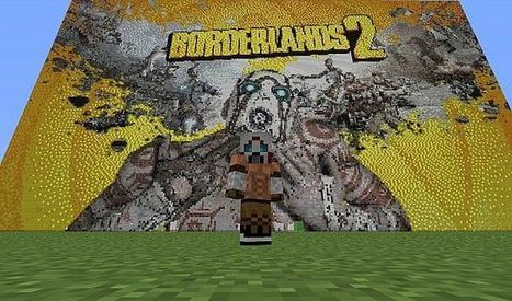 Bordercraft Texture Pack for Minecraft 1.5.2/1.4.7 | Texture Packs for Minecraft | Scoop.it