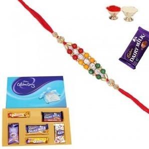 Buy Rakhi with Chocolates Online at RakhiStoreOnline.com | Buy-Rakhi-2016, Send Rakhi To India, Buy Rakhi | Scoop.it