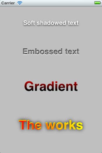 nicklockwood/FXLabel - GitHub | iPhone and iPad development | Scoop.it