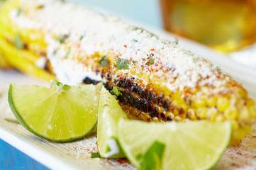 Cheesy Corn on the Cob Recipe Will Light Up Your Grill   Amanda's Recipe Box   Scoop.it