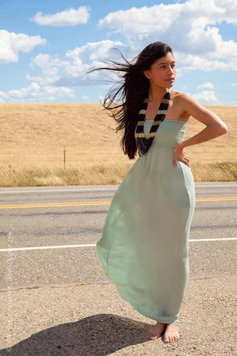 Affordable Long Flowy Dress | Stylishlyme | Personal Fashion Blog | Little Black Dress | Scoop.it