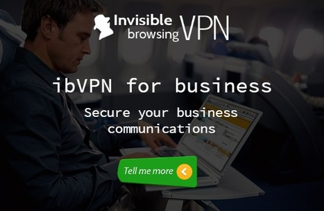 Use one VPN account simultaneously with your family or colleagues - now with 30% off!   Invisible Browsing VPN   Scoop.it