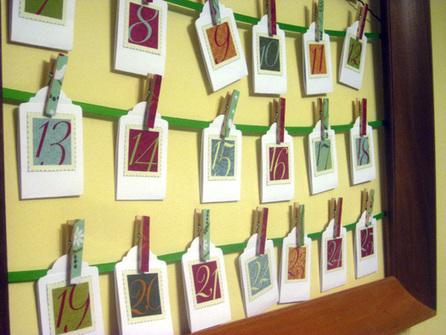 An easy, no-frills advent calendar — Simple Mom | Literacia no Jardim de Infância | Scoop.it