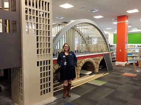 Renovation rejuvenates children's library | Tennessee Libraries | Scoop.it