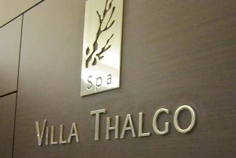 Les plus beaux SPA : Villa Thalgo, Paris. | Spa de luxe | Scoop.it