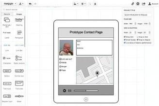 Moqups Wireframing App | Web Design Blog | App Store Marketing ASO | Scoop.it