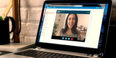 Skype Steals Google Hangouts' Thunder With Free Group Video Calls | MOVIES VIDEOS & PICS | Scoop.it
