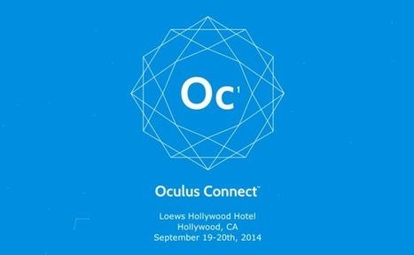Oculus Debuts Oculus Connect Developer Conference, Acquires RakNet And Open Sources Its Tech | TechCrunch | Robotique, intéractions, mouvement | Scoop.it