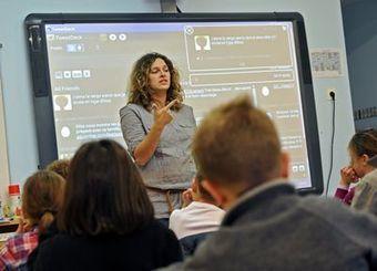 Twitter à l'école, quand Internet donne le goût de lire et d'écrire | LibraryLinks LiensBiblio | Scoop.it
