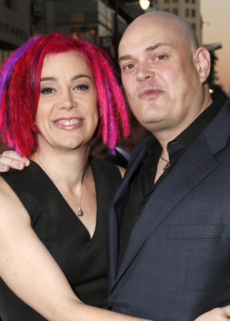 Andy and Lana Wachowski hope new sci-fi film takes off  | The Portland Press Herald / Maine Sunday Telegram | Technoscience and the Future | Scoop.it