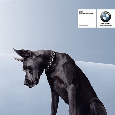 BMW EfficientDynamics Poster | ADMAREEQ - Quality Marketing and Advertising Campaigns Blog | Marketing&Advertising | Scoop.it