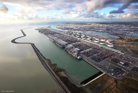 Le Havre met la priorité sur le conteneur | Eolien-Energies-marines | Scoop.it