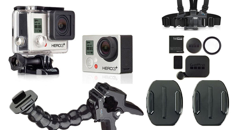 GoPro HERO3+ and Motorcycles: How To Get Started | Ductalk Ducati News | Scoop.it