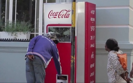 How Coke Spread Happiness (and Cokes) via Mobile & Social | Digital case studies (brands) | Scoop.it