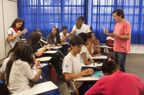 La enseñanza del español aún es una asignatura pendiente en Brasil | entornos personales de aprendizaje | Scoop.it