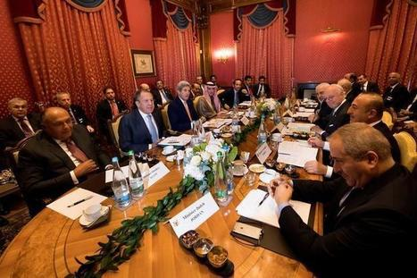 Syria talks in Lausanne end without breakthrough@offshore stockbrokers | Offshore Stock Broker | Scoop.it