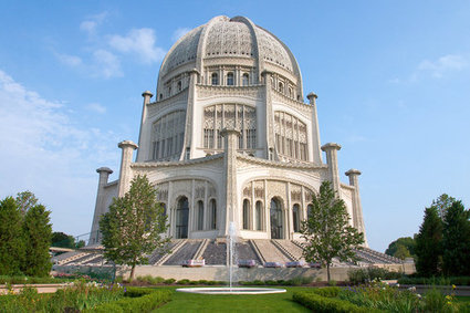 Temple Bahai House of Worship - Tourist Attraction of Chicago | shaynakayla | Scoop.it