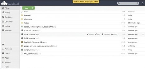 Build your own cloud – Tutorial   Linux User   IT Stuff   Scoop.it