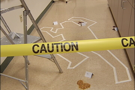 Science classroom becomes 'crime scene' at Career Center in Billings | KTVQ.com | Q2 | Billings, Montana | Educational Discourse | Scoop.it
