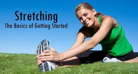 Health: Learn How to Stretch - CaryCitizen | One Step at a Time | Scoop.it