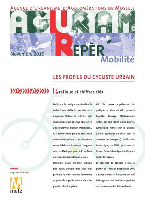 Reper'mobilité | Actualité du centre de documentation de l'AGURAM | Scoop.it