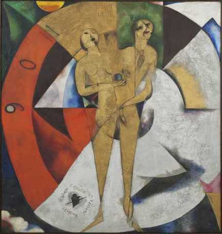 Guillaume Apollinaire (4/4) : Un poète parmi les peintres | Arts et FLE | Scoop.it