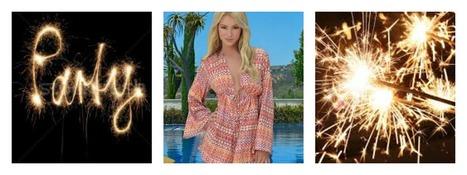 How did you celebrate the New Year? | Luxury Designer Swimwear Fashion | Scoop.it