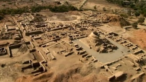 The Archaeology News Network: Decline of Bronze Age 'megacities' linked to climate change | Historical Updates | Scoop.it