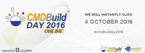 CMDBuild Day online 2016 | CMDBuild | Scoop.it