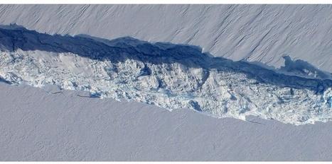 Antarctique : on sait maintenant que la fonte des glaces est bien irréversible   Ma revue du Web   Scoop.it