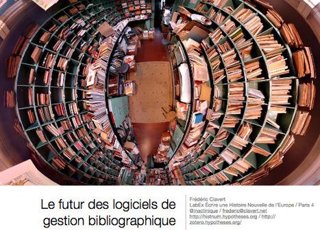 Le futur des logiciels bibliographiques #LGRB | Gestion-bibliographique-irstea | Scoop.it