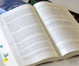 Sorry iBooks, paper books still win on specs | Paper VS IT | Scoop.it