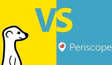 Twitter inciterait les Célébrités et les Editeurs de sites à ne pas utiliser Meerkat - #Arobasenet.com | Référencement internet | Scoop.it