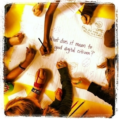Ideas for Digital Citizenship PBL Projects | All About Project Based Learning | Scoop.it