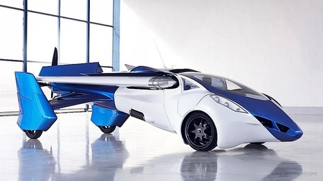 AeroMobil flying car set to take off in 2017, autonomous version to follow | Heron | Scoop.it