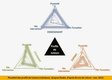 Détermination des profils de tuteurs. Une proposition de Bruno de Lièvre | Tutorat - Mentorat - Coaching - Médiation - Parrainage - Compagnonnage | Scoop.it
