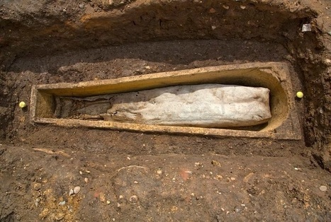 Mystery deepens in coffin-within-a-coffin found at Richard III site | Science | Scoop.it