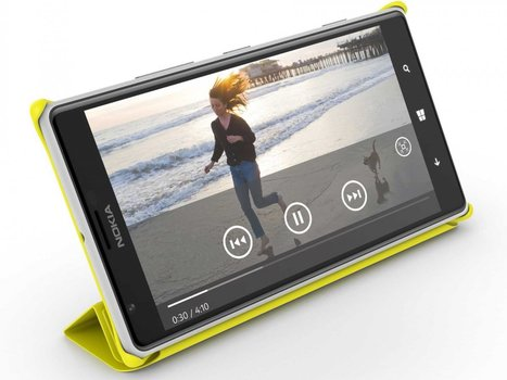 Here's the world's first giant-screen Windows Phone, the Nokia Lumia 1520 | tech stuff | Scoop.it