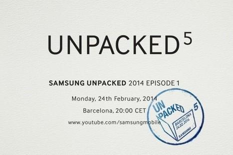 Samsung Galaxy S5: diretta streaming presentazione dal MWC | AngariBlog | Scoop.it
