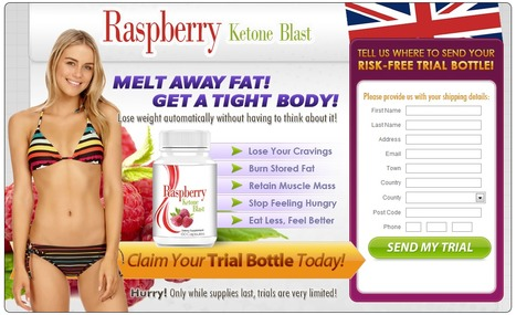 Raspberry Ketone Blast Reviews - Risk Free Trial   Solpria Xtreme   Scoop.it