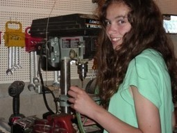 14-Year-Old Builds Her Own Car | The Social Batch News | Scoop.it