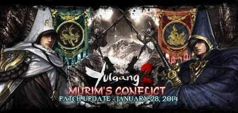 Yulgang2 – Murim's Conflict Update Announced | Archeage Online | Scoop.it