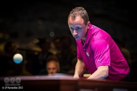 Shane shifts gear to take TAR 37 2-1 | Pool & Billiards | Scoop.it