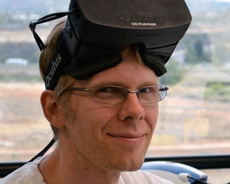 Id Software parent stakes claim on Carmack's Oculus Rift technology [Updated] - Ars Technica | Tech News | Scoop.it