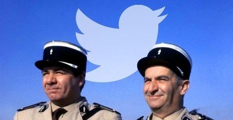 Twitter veut faciliter le signalement des menaces à la police | Libertés Numériques | Scoop.it