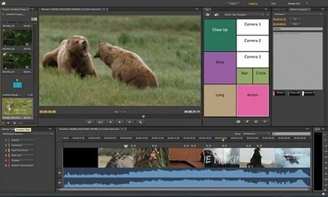 Adobe Unveils the Next Generation of Their Creative Cloud Video Tools   Logan's Interest   Scoop.it