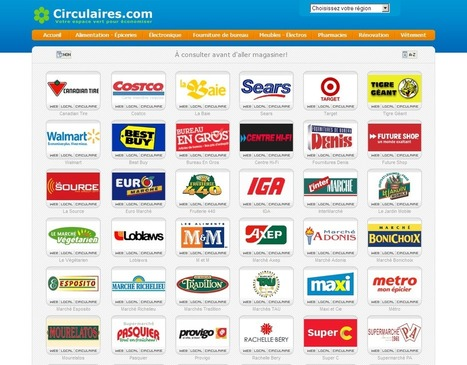 Circulaires des grands magasins | Language Resources | Scoop.it