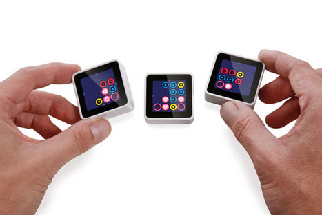 Sifteo Cubes - Intelligent Play | Jeux (sérieux ou pas, vidéo ou pas) | Scoop.it